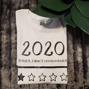 """""""2020 Tried it, I don't recommend it"""""""